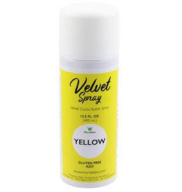 Martellato Martellato - Yellow Velvet Spray - 13.5oz, LCV204