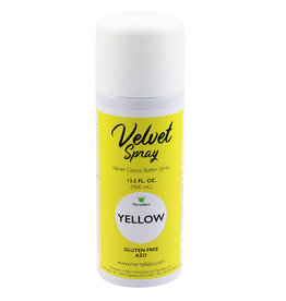 Martellato Martellato - Yellow Velvet Spray - 13.5oz, LCV204