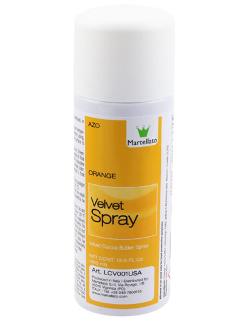 Martellato Martellato - Orange Velvet Spray - 13.5oz, LCV001