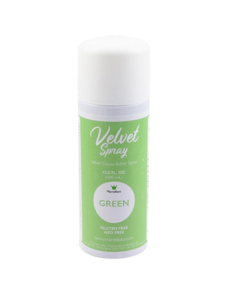 Martellato Martellato - Velvet Spray, Green (13.5oz), LCV209