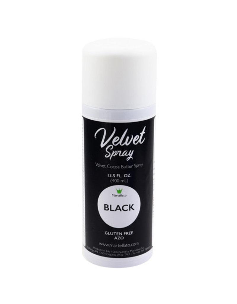 Martellato Martellato - Velvet Spray, Black (13.5oz), LCV206