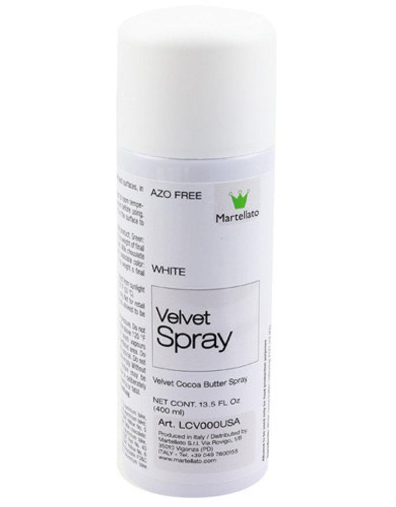Martellato Martellato - White Velvet Spray - 13.5oz, LCV000