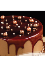 Master Martini Master Martini - Mirall Glaze, Dark Chocolate - 6.6 lb, AF23EA