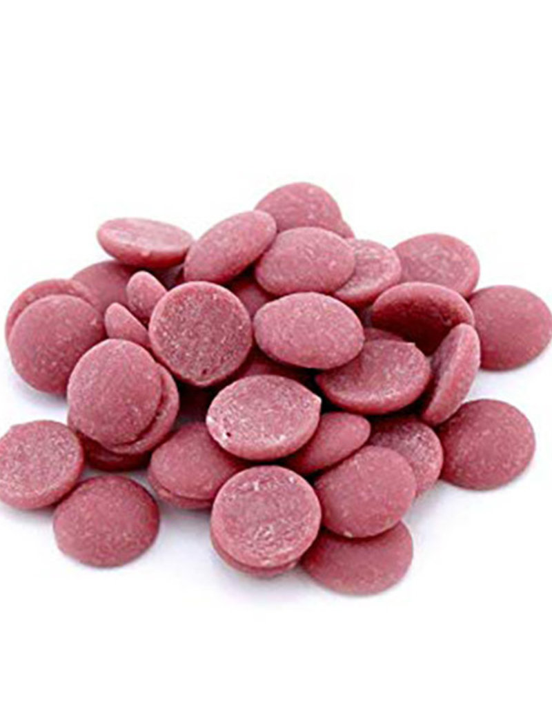 Barry Callebaut Barry Callebaut - Ruby Chocolate RB1 33% - 1lb, CHR-R36RB12-US-U75-R