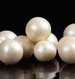 Smet Smet - Pearl White Lux Pearls, Large - 5 lbs, E1464