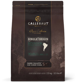Barry Callebaut Barry Callebaut - Ecuador Single Origin Dark Chocolate 70.4% - 2.5kg/5.5lb, CHD-R731EQU-2B-U75