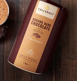 Barry Callebaut Barry Callebaut - Ground Dark Chocolate - 1kg, CHD-X5226P-E0-X71
