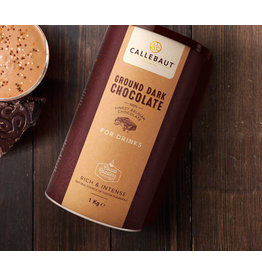 Barry Callebaut Barry Callebaut - Ground Dark Chocolate - 1kg, CHD-X5226P-E0-X71