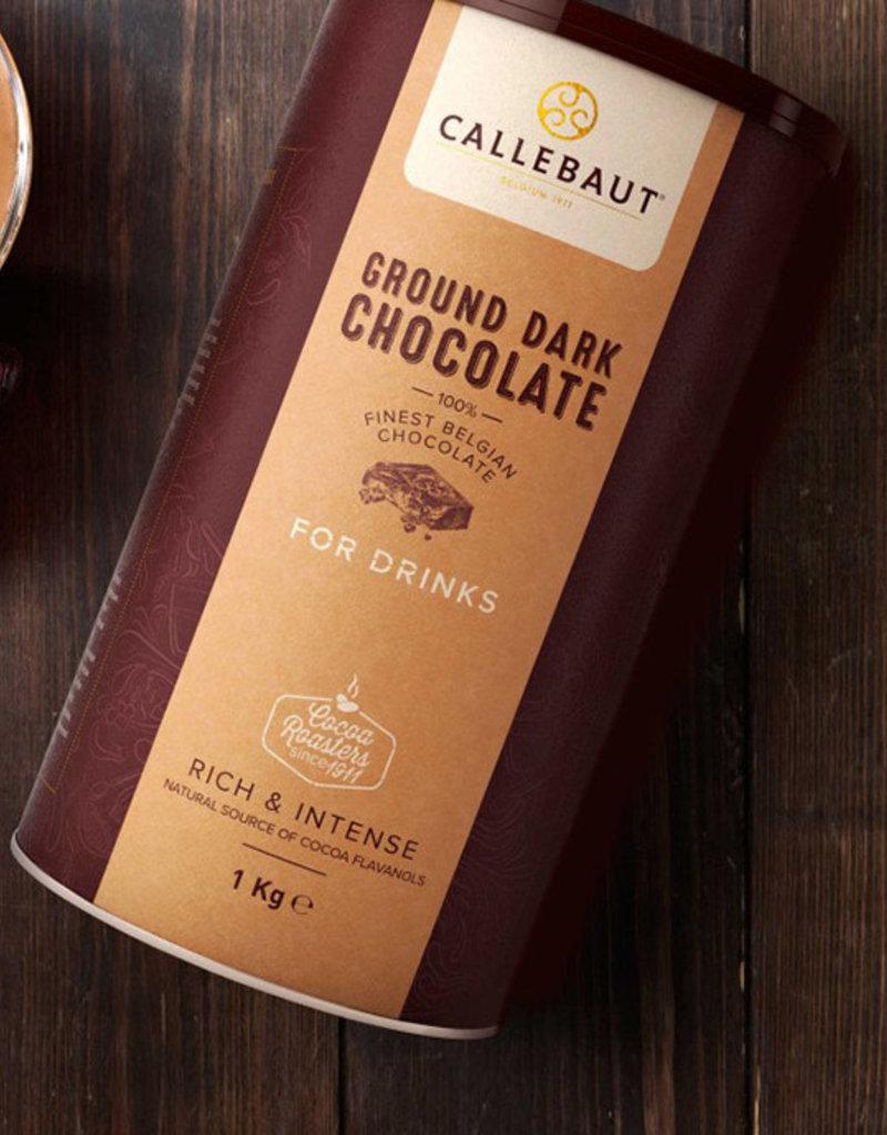 Barry Callebaut Barry Callebaut - Ground Dark Chocolate - 1kg/2.2lb, CHD-X5226P-E0-X71