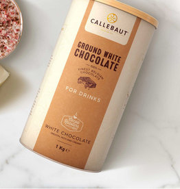 Barry Callebaut Barry Callebaut - Ground White Chocolate - 1kg/2.2lb, CHW-X2929P-E0-X71