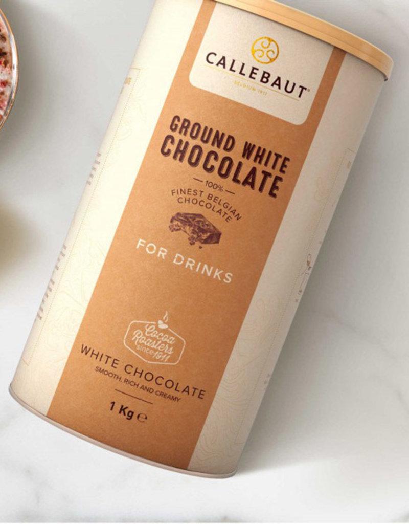Barry Callebaut Barry Callebaut - Ground White Chocolate - 1kg/2.2lb, CHW-X2929P-E0-X71