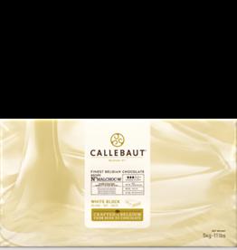 Barry Callebaut Barry Callebaut - No Sugar Added White Chocolate Block 30.6% - 5kg/11lb, MALCHOC-W-123