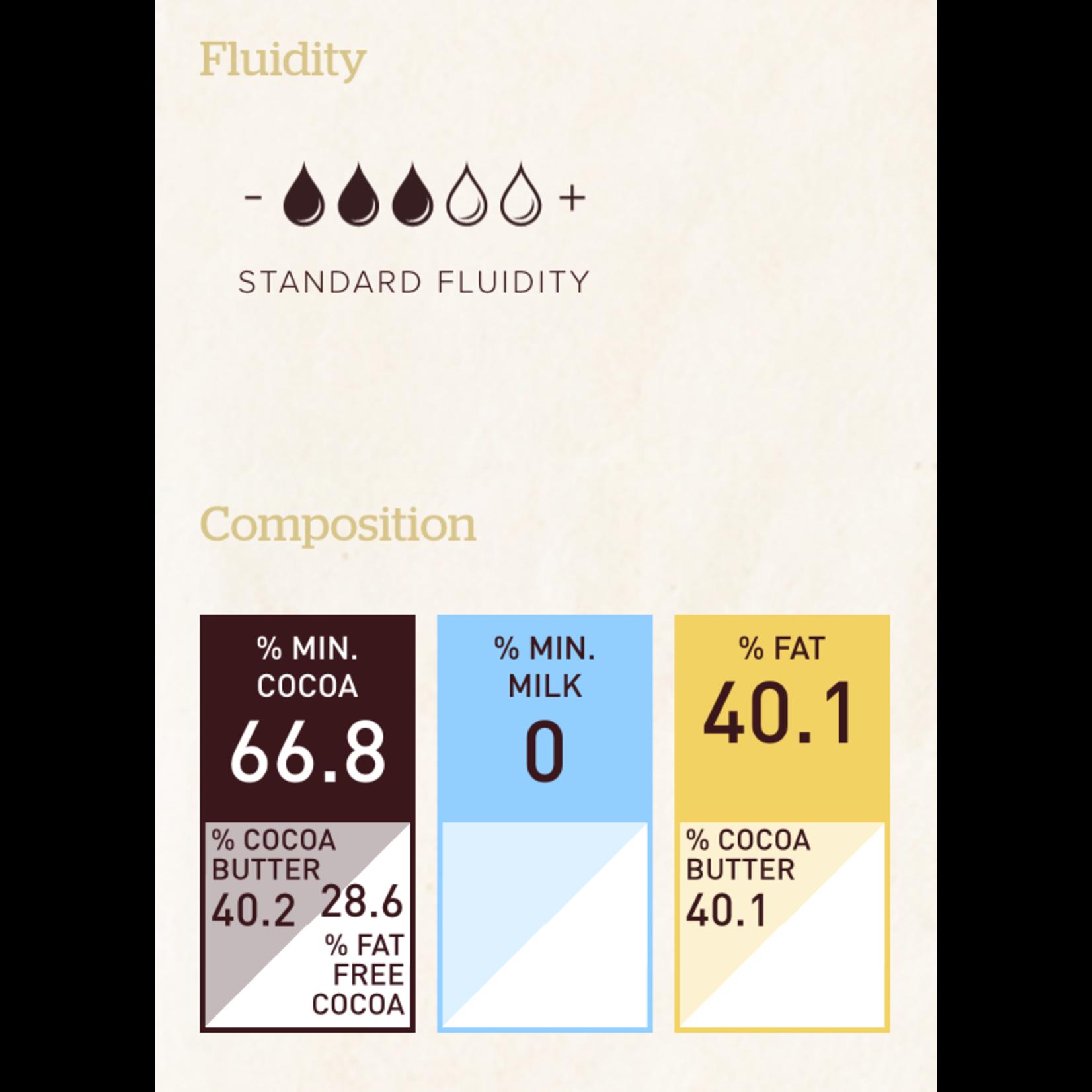 Barry Callebaut Barry Callebaut - Brazil Single Origin Dark Chocolate 66.8% - 2.5kg/5.5lb, CHD-Q68BRA-2B-U75