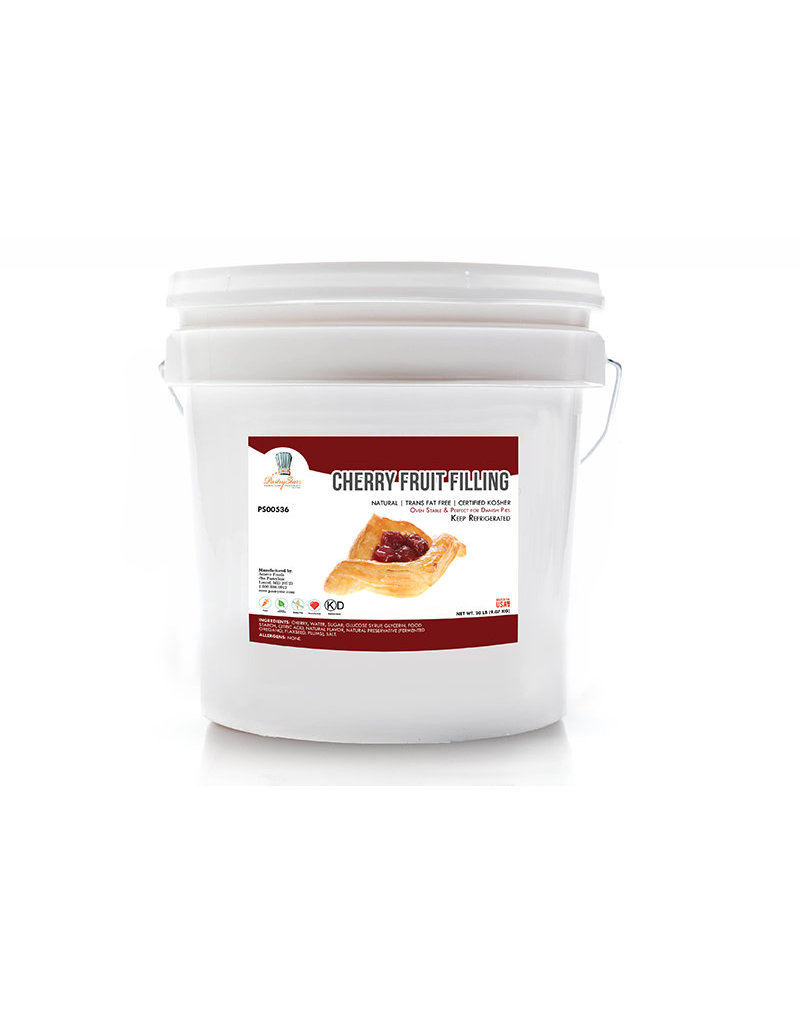 Pastry Star Pastry Star - Filling, Cherry - 20lb, PS00536