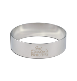 "Fat Daddios Fat Daddios - Ring Stainless Steel - 4 x 1.75"", SSRD-4175"