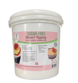 Pastry Star Pastry Star - Sugar Free Dessert Topping - 1 lb, PS20003