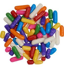 DecoPac DecoPac - Rainbow Sprinkles - 1lb, 20729-R