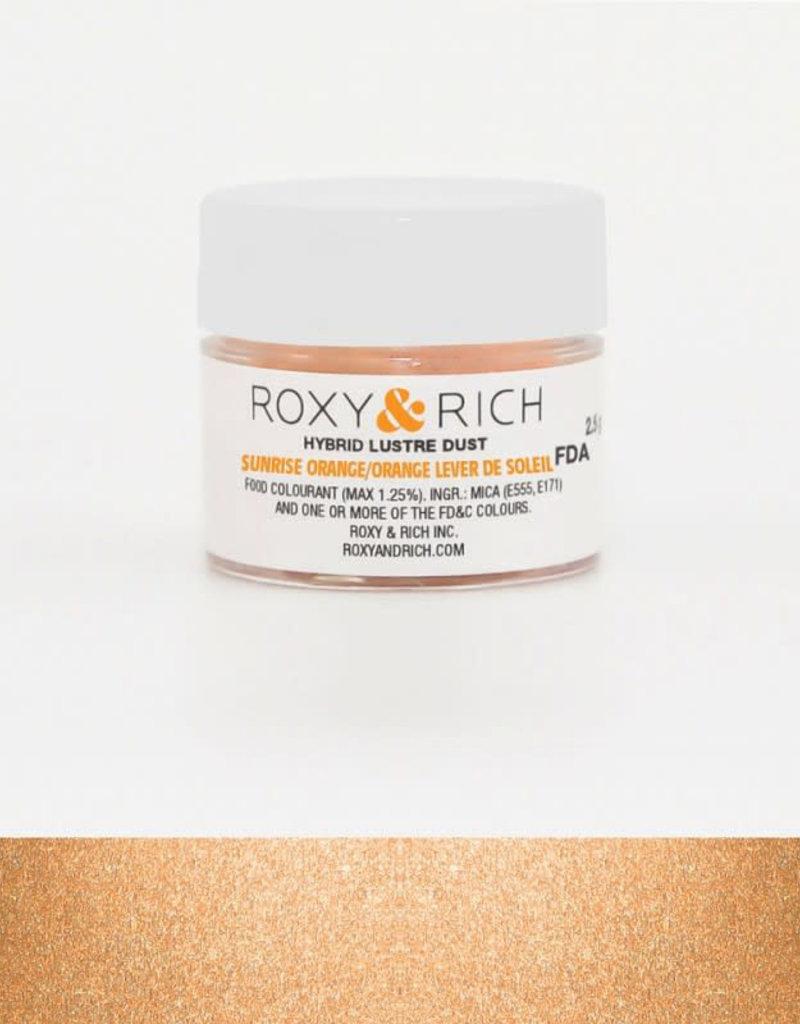 Roxy & Rich Roxy & Rich - Luster Dust, Sunrise Orange -