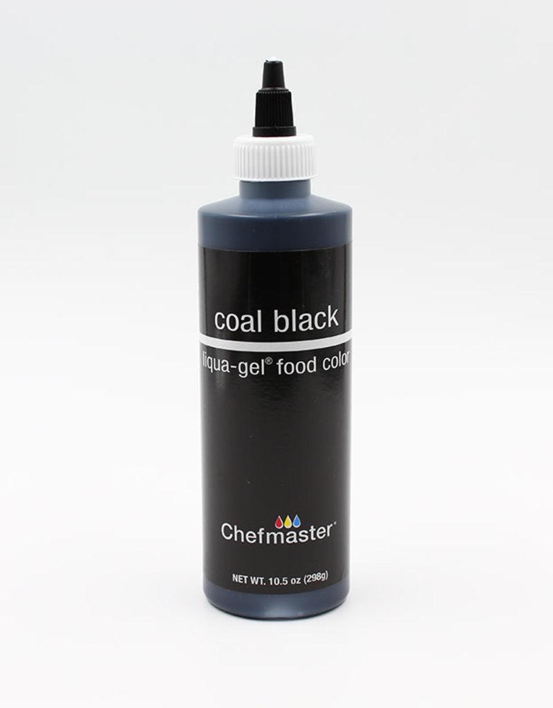 Chefmaster Chefmaster - Coal Black Gel food color - 10.5oz