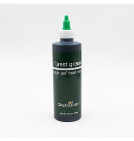 Chefmaster Chefmaster - Forest Green Gel food color - 10.5oz