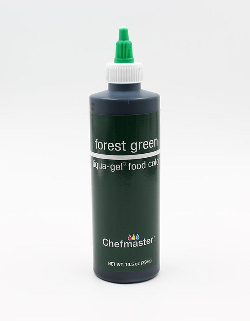 Chefmaster Chefmaster - Forest Green Gel food color - 10.5oz
