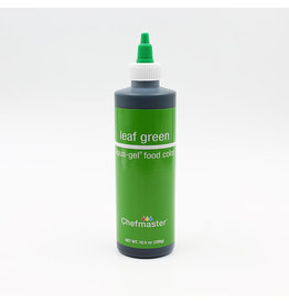 Chefmaster Chefmaster - Leaf Green Gel food color - 10.5oz