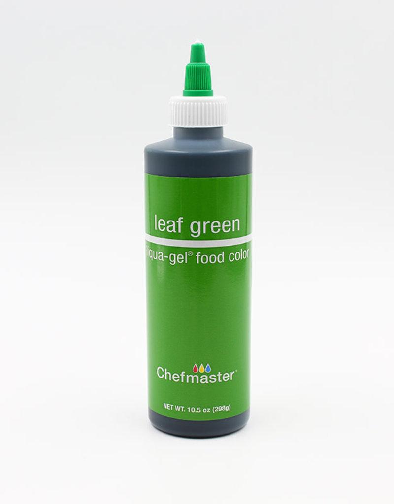 Chefmaster Chefmaster - Leaf Green Gel food color - 10.5oz
