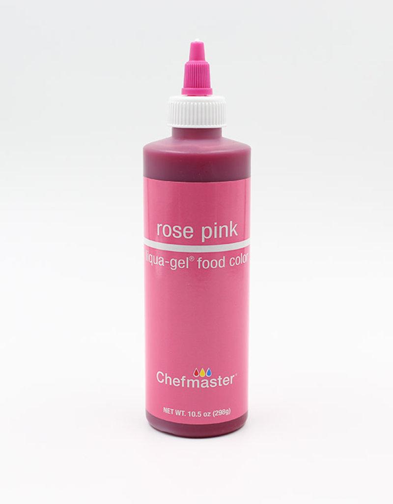 Chefmaster Chefmaster - Rose Pink Gel food color - 10.5oz