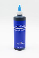 Chefmaster Chefmaster - Royal Blue Gel food color - 10.5oz