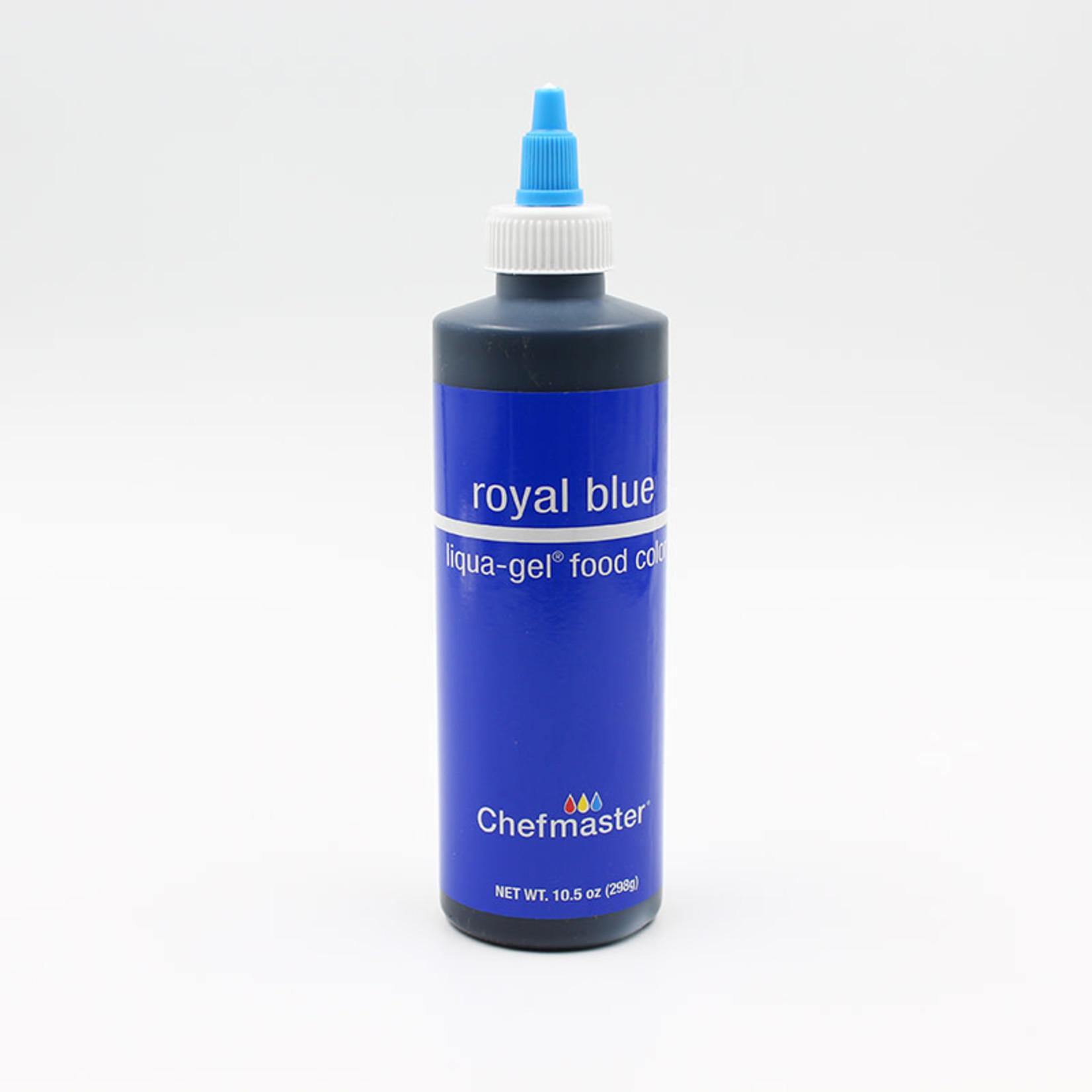 Chefmaster Chefmaster - Royal Blue Gel food color - 10.5oz, 41-5103