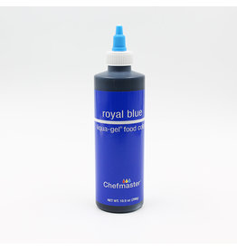 Chefmaster Chefmaster - Royal Blue Gel food color - 10.5oz