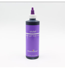 Chefmaster Chefmaster - Violet Gel food color - 10.5oz