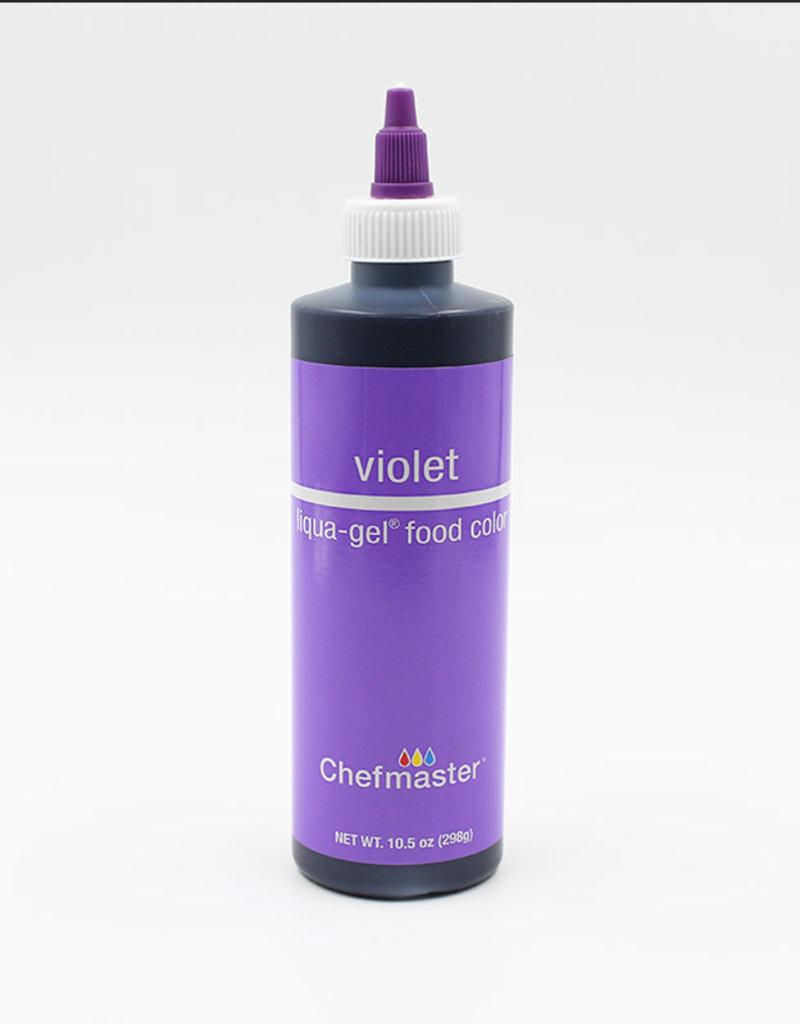 Chefmaster Chefmaster - Violet Gel food color - 10.5oz