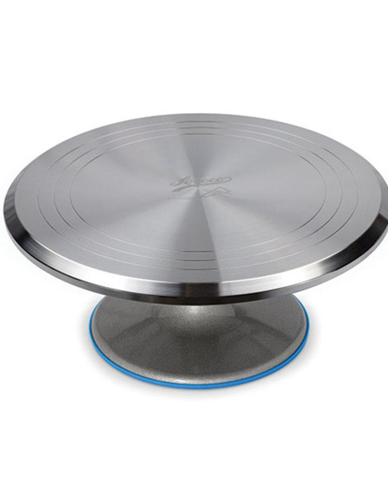 Ateco Ateco - Cake Turntable, Aluminum, 615