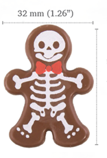Dobla Dobla - Chocolate Ginger Bones (126ct), 22004