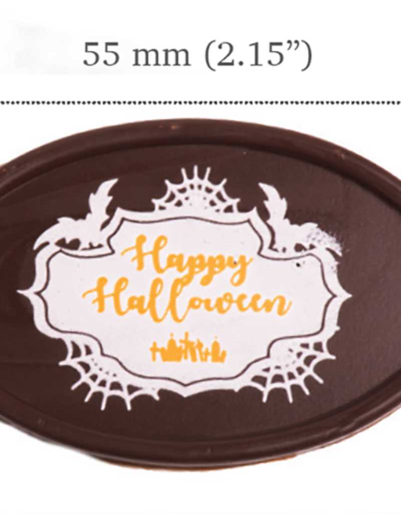 Dobla Dobla - Dark Chocolate Happy Halloween (140ct), 21166