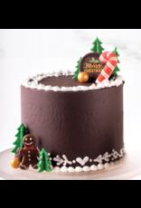 Dobla Dobla - Chocolate Christmas Tree, Big (270ct), 78003