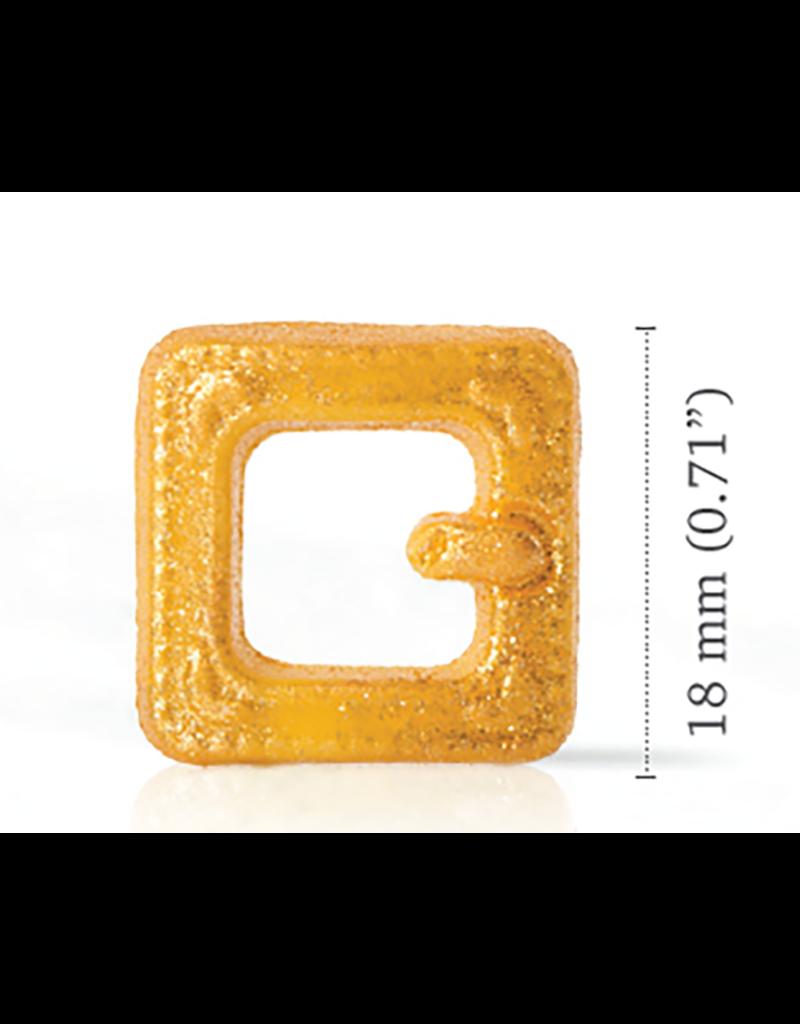 Dobla Dobla - Chocolate Santa Belt Buckle Mini (240ct), 78319