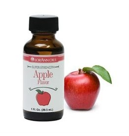 Lorann Lorann - Apple Super Strength Flavor - 1oz, 0450-0350