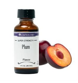 Lorann Lorann - Plum Super Strength Flavor - 1oz, 0330-0506
