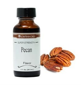 Lorann Lorann - Pecan Super Strength Flavor - 1oz, 0640-0506