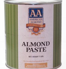 American Almond American Almond - Almond Paste - 7lb, PRN-AC-A094601-B79