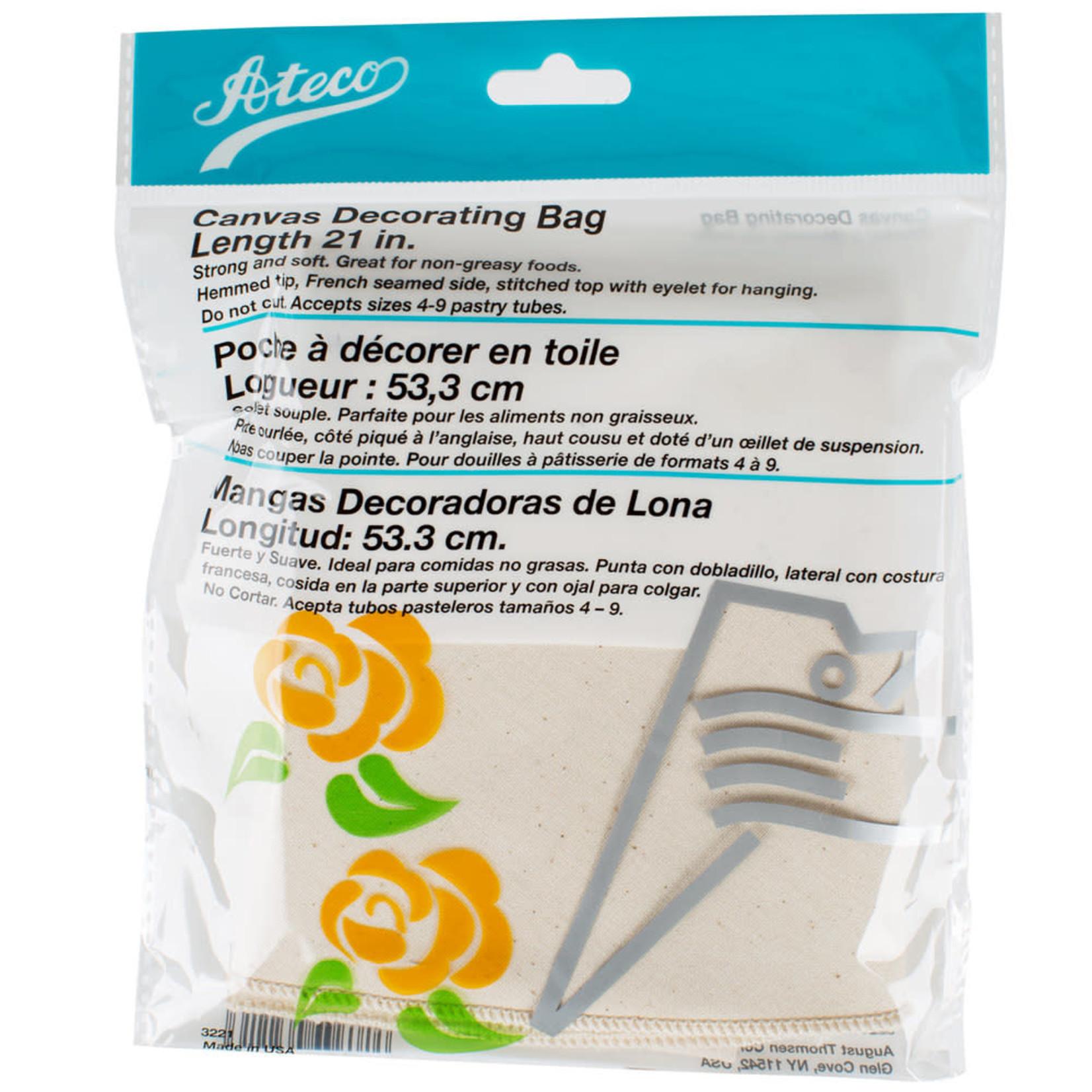 Ateco Ateco - Canvas Pastry Bag - 21'', 3221
