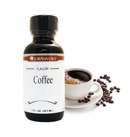 Lorann Lorann - Coffee Super Strength Flavor - 1oz, 0370-0506