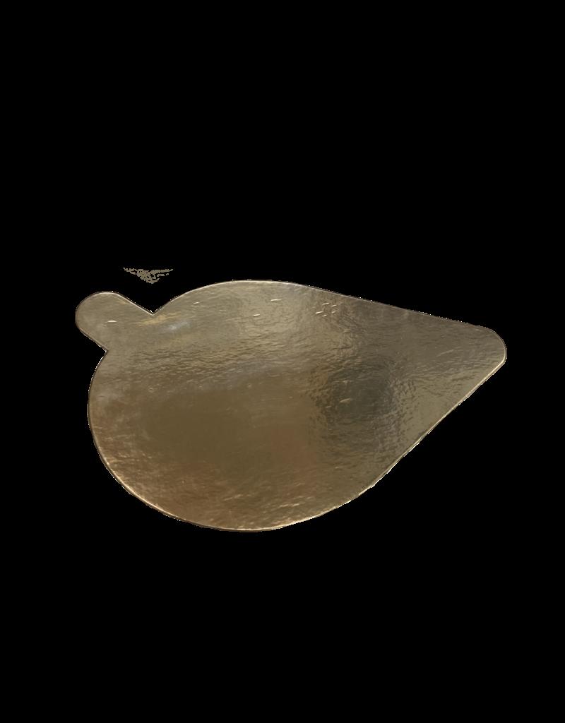 Sasa DeMarle Sasa Demarle - Mono board - Egg, Gold - 2.5x4'' (240ct), CAR1156