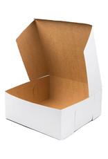 Pastry Depot Cake box - white -