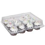 Pastry Depot Cupcake Carrier - 12 ct regular