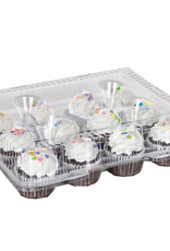 Pastry Depot Cupcake Carrier - 12 ct regular