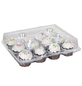 The Pastry Depot Cupcake Carrier - 12 ct regular