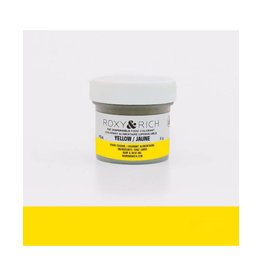 Roxy & Rich Roxy & Rich - Fat Soluble Powdered Color, Yellow -